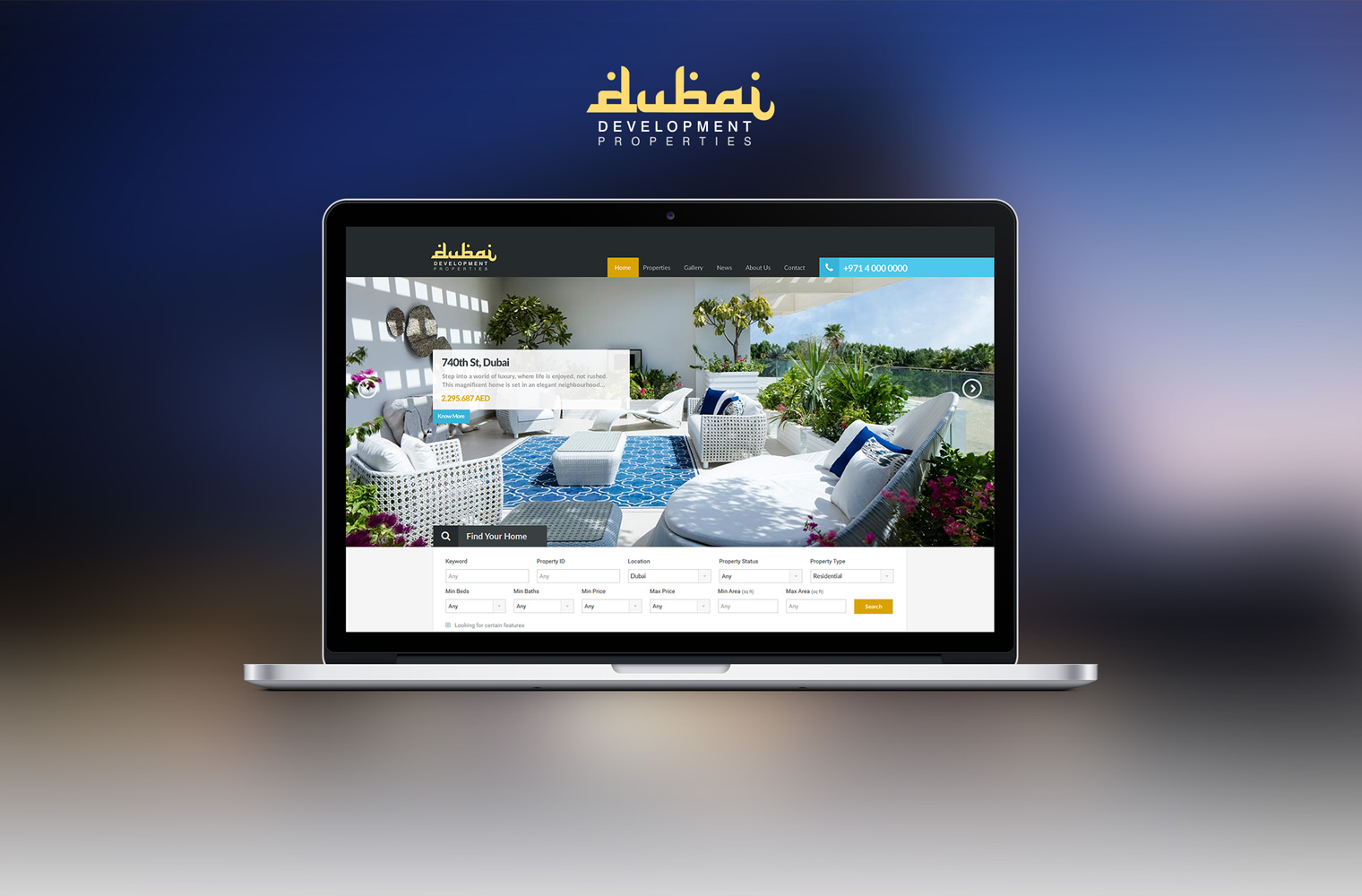 Dubai Development Properties