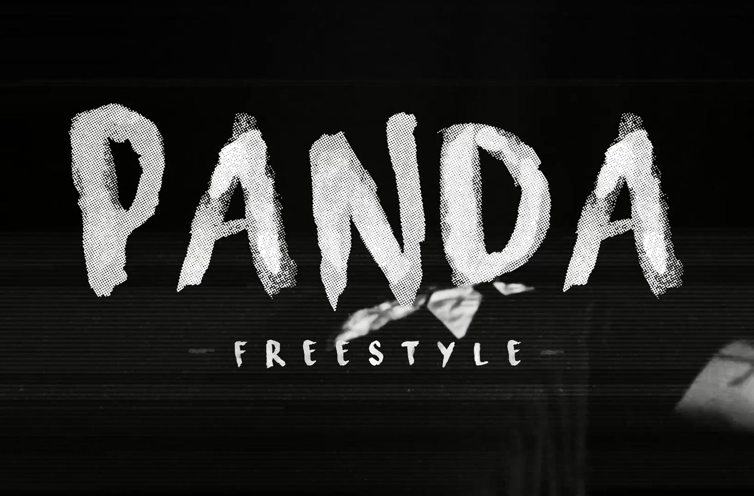 KIDDYE BONZ - PANDA (Freestyle)